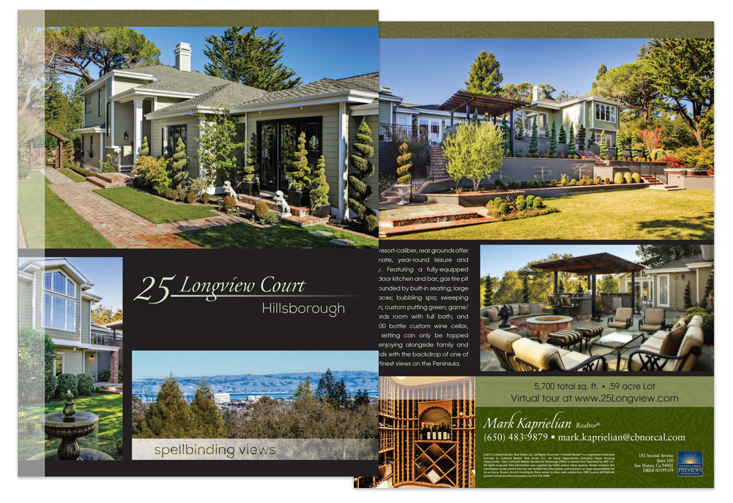 Longview Court Foldover Brochure