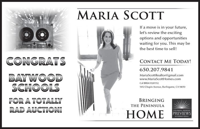 Maria Scott Ad