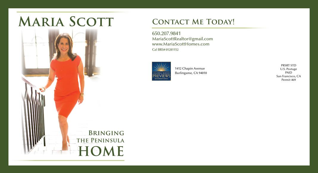 Maria Scott Just Listed postcard