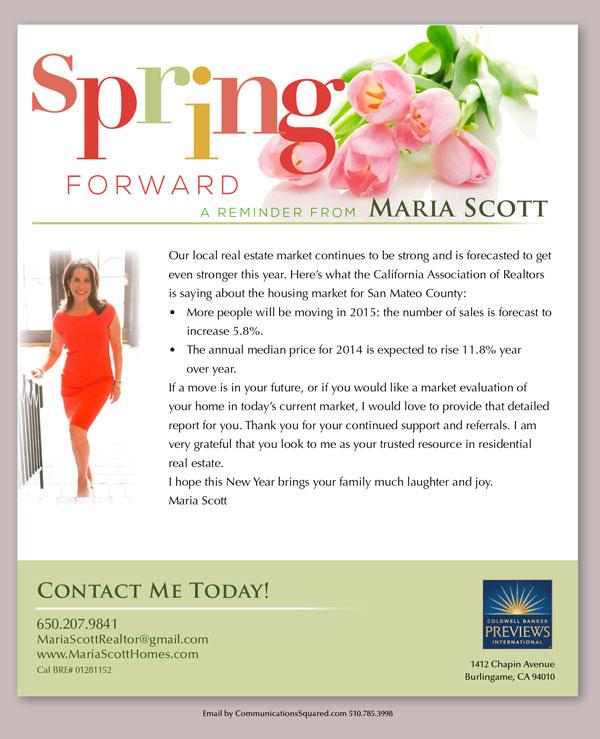 Maria Scott Reminder