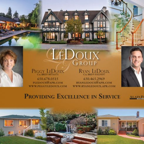 LeDoux Group Magazine Ad