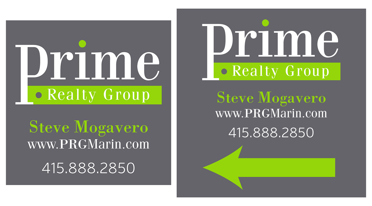 Prime Realty Signage