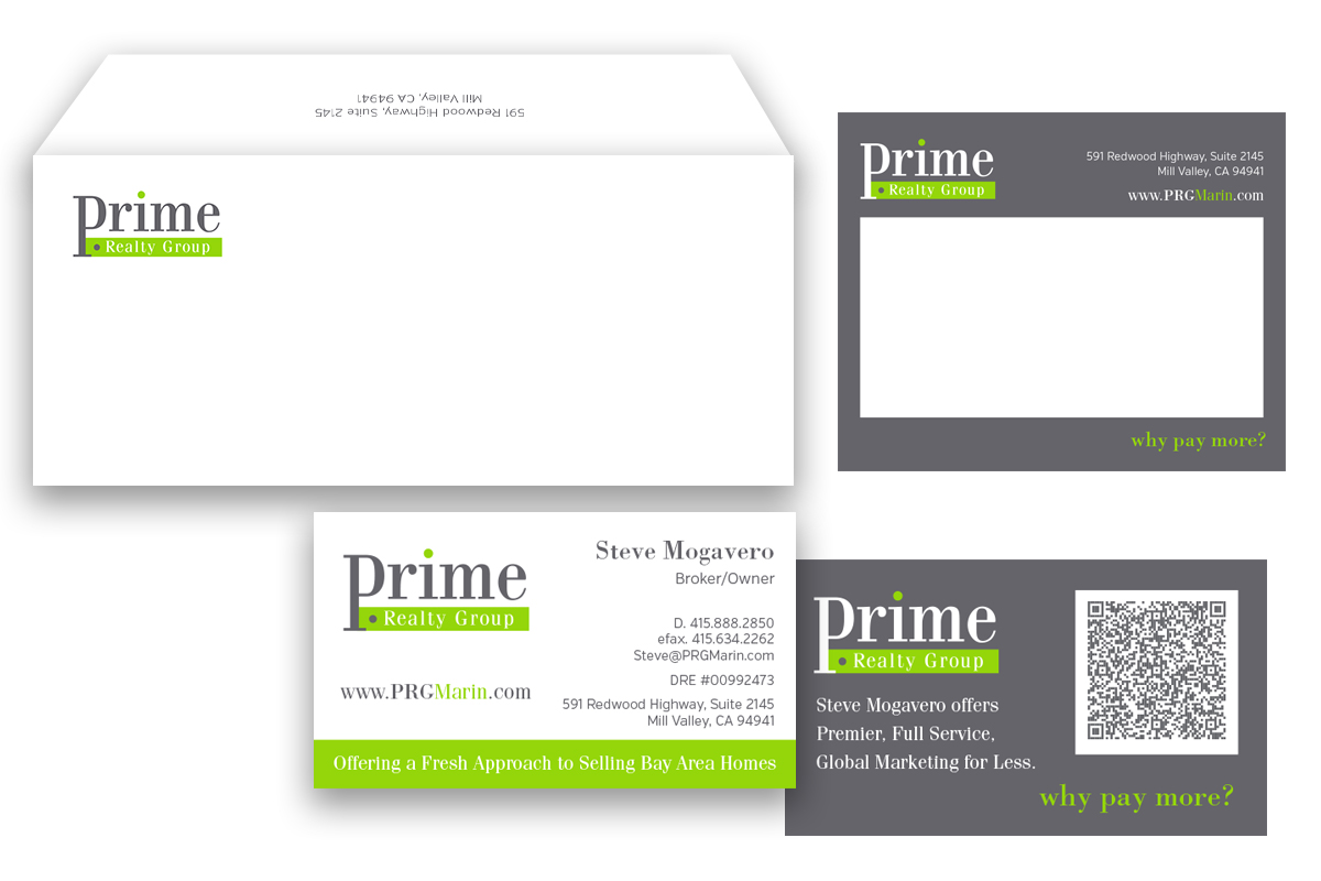 Prime Realty Collateral collage