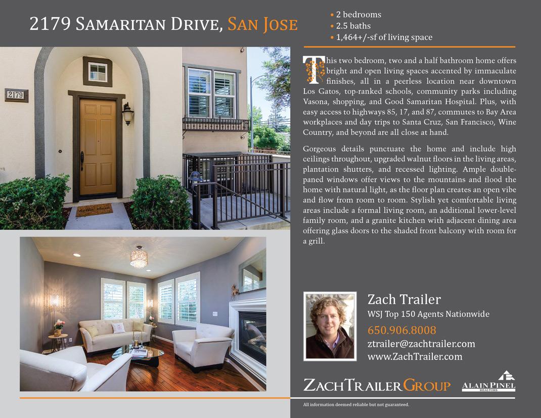 Samaritan Drive Flyer