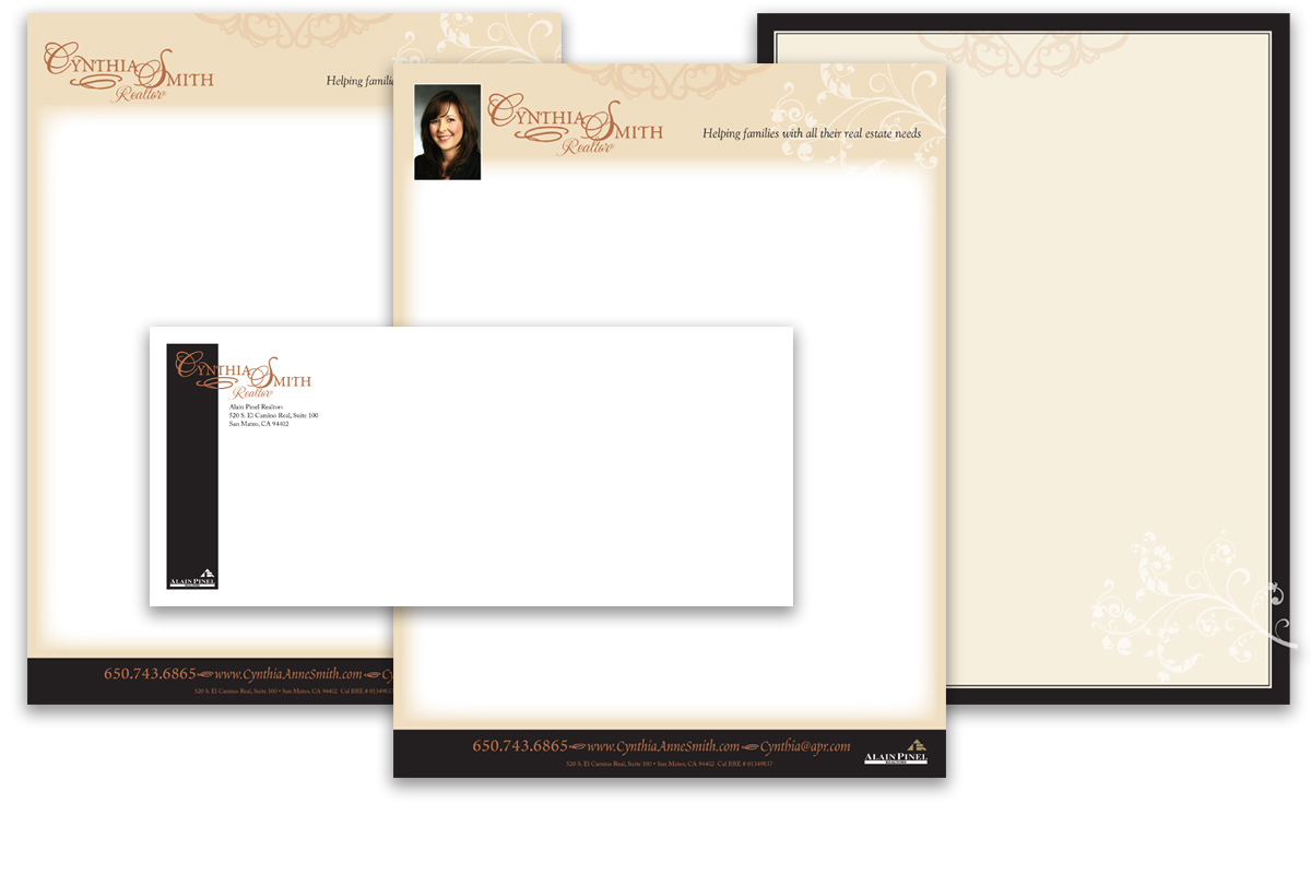 CSmith Personal Branding-Logo & Stationery Development