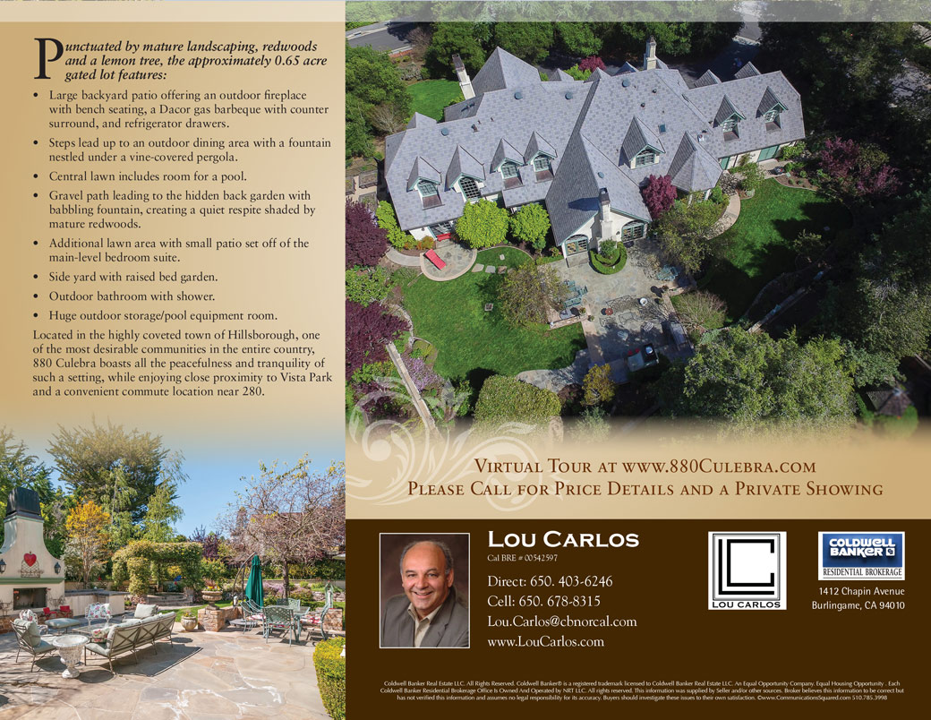 Lou Carlos Property Flyer