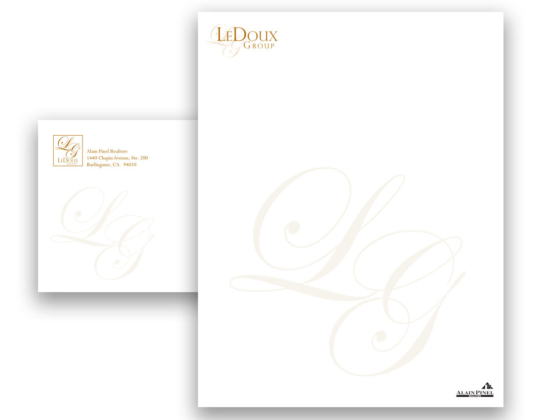 LeDoux stationery