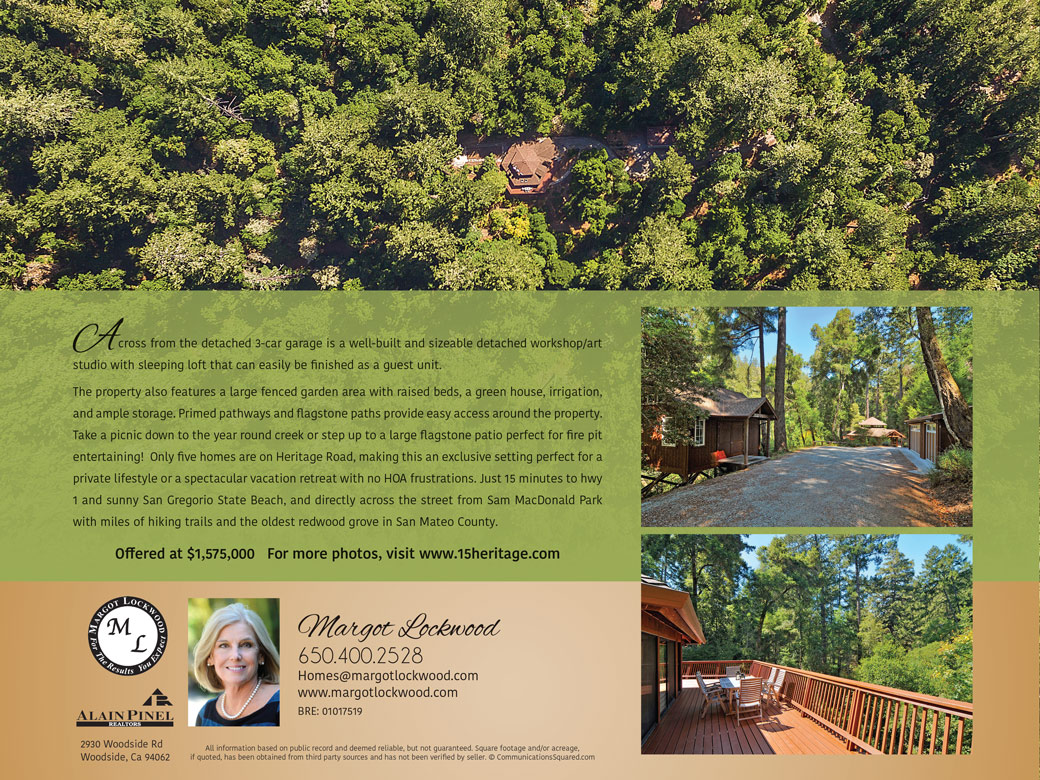 Margot Lockwood Property flyer