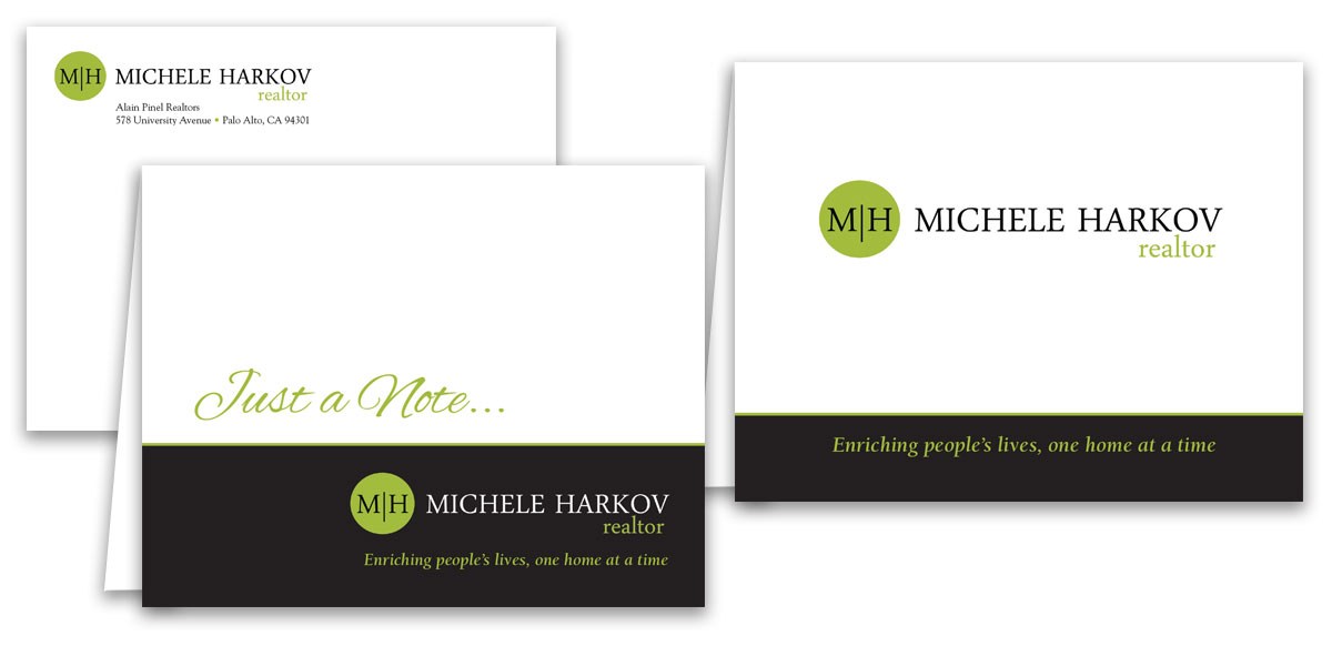 Michele Harkov notecards
