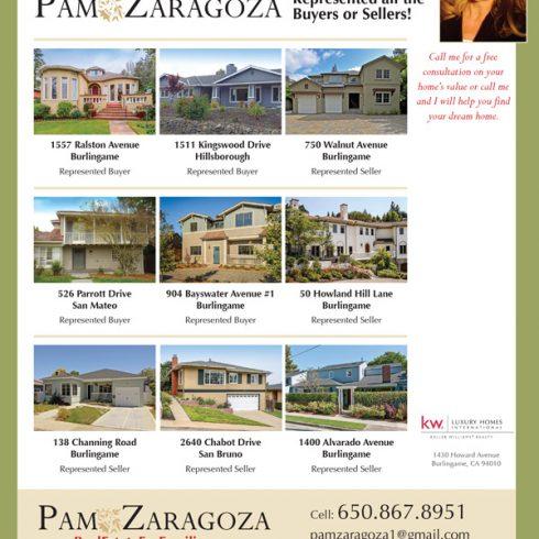 Pam Zaragoza Flyer