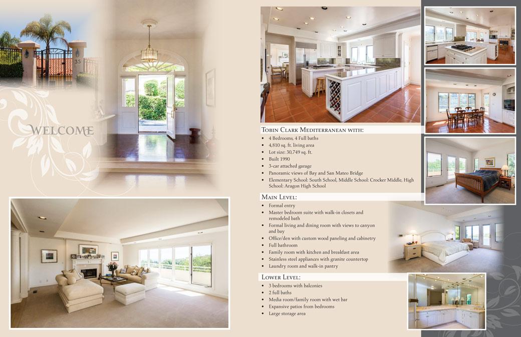 Foldover Property Flyer
